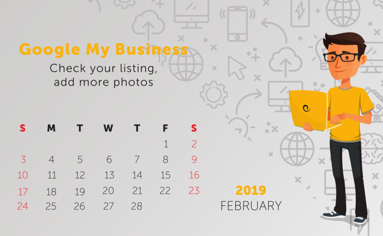 Tip: Google My Business - Check your listing, add more photos