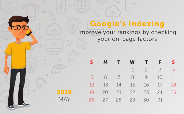 Tip: Google's Indexing - Improve your rankings by checking your on-page factors