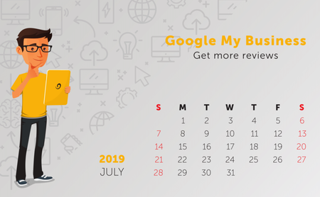 Tip: Google My Business - Get more reviews