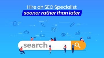 Google says hire an SEO Specialist