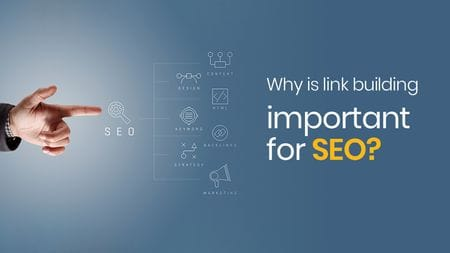 Why is link building important for SEO?