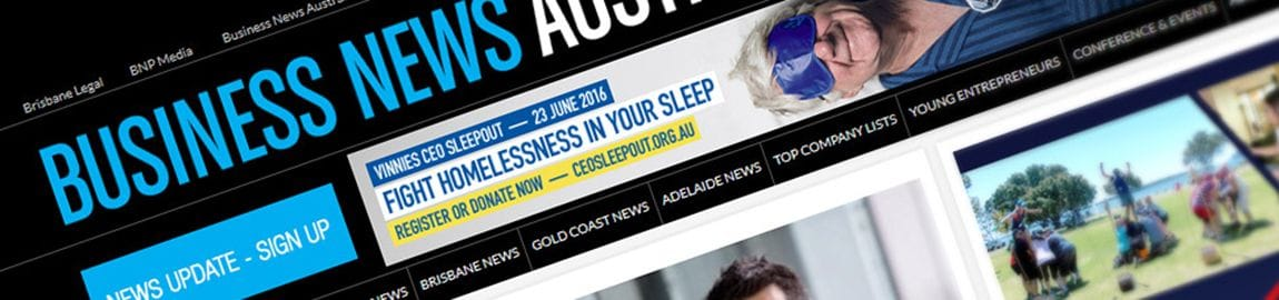 Business News Australia makes money from their Bloomtools website with little effort