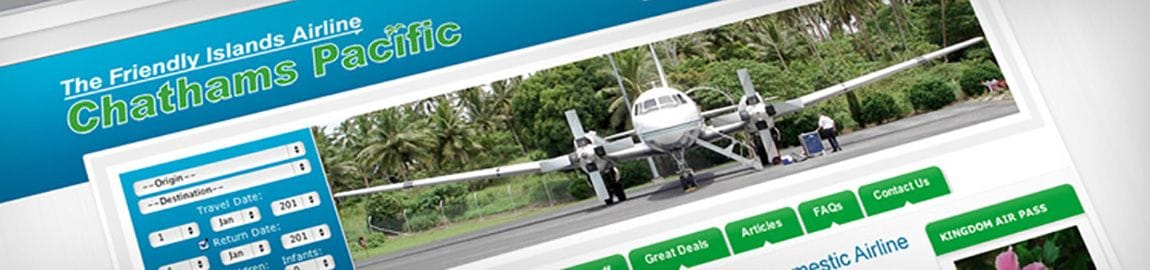Chathams Pacific is a Bloomtools success story