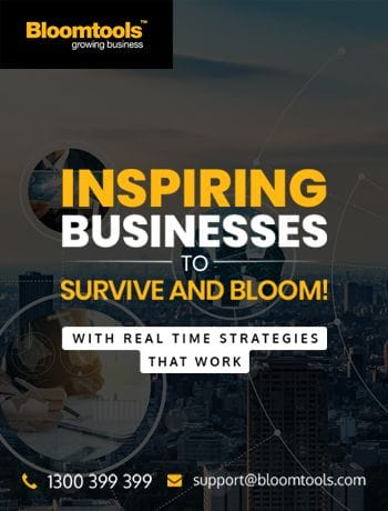 Inspiring businesses to survive and bloom