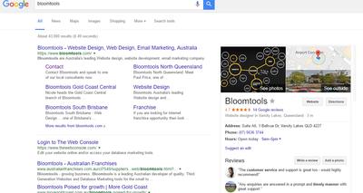 google Bloomtools