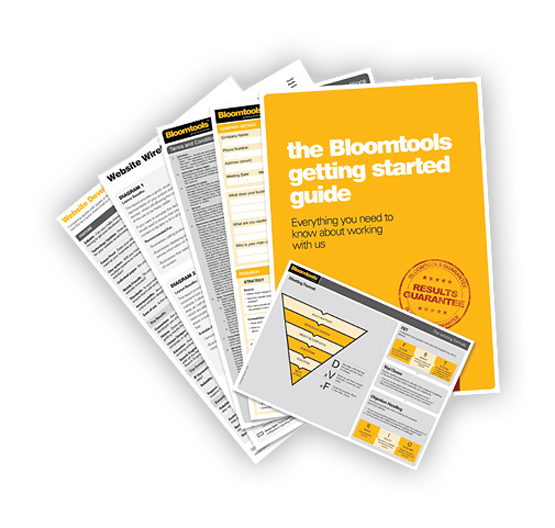 The Bloomtools Getting Started Guide