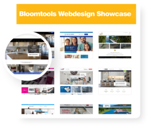 Bloomtools | Website Builder | eCommerce Platform | website design | website developer