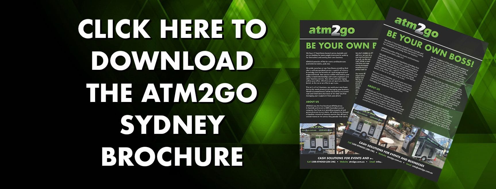 click here to download the franchise brochure