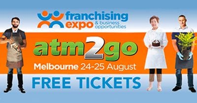 Click here for tickets to Franchising Expo