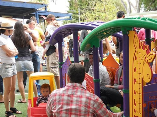 West Stirling Neighbourhood House family fun day