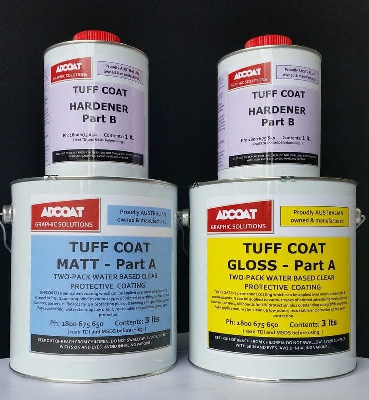 Why we choose Tuff Coat