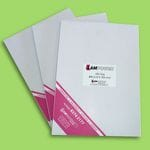 A4 100 Micron Gloss