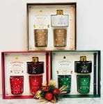 Deluxe Christmas Candle Gift Set