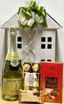 Bubbly and Chocolate House