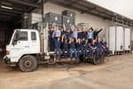 Barossa Bottling Services team