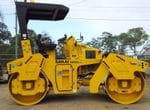 7 - 8t Double Smooth Drum Vibrating