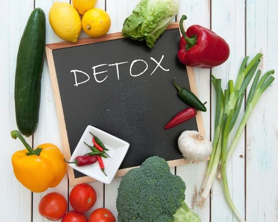Six detoxing tips to keep you at your best