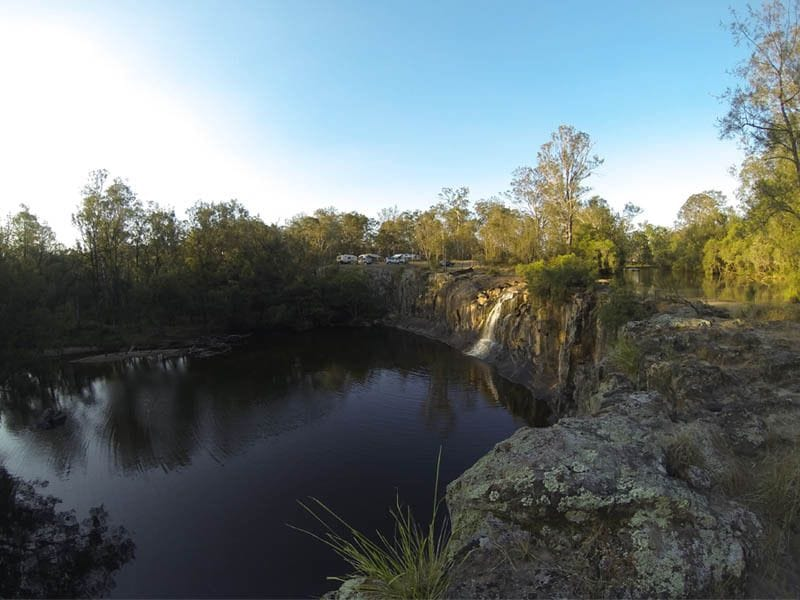 Tooloom Falls, Urbenville