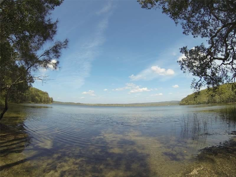 Bungaree Bay, Myall Lakes Nat Park, Forster Region