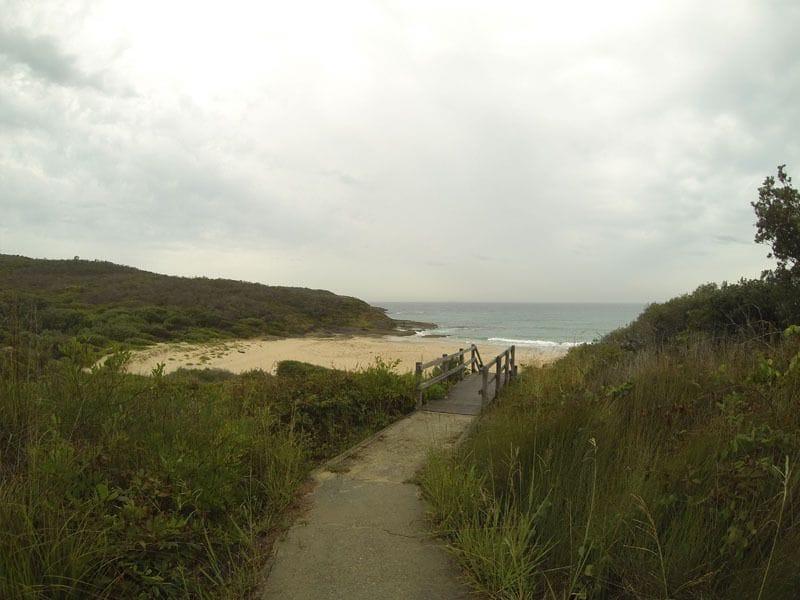 Frazer Beach, Munmorah Conservation Area, South of Newcastle