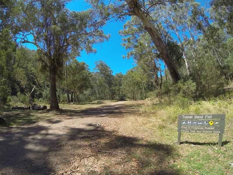 Tunnel Bend Flat , Howqua Hills - Mansfield Region