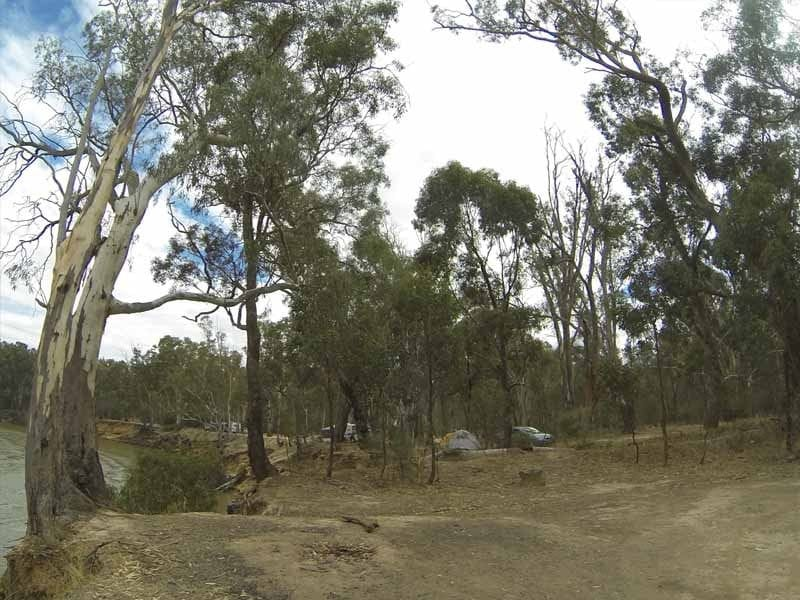 Christies Beach, Murray River, Echuca