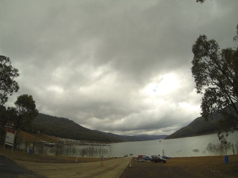 Jerusalem Creek, Lake Eildon,
