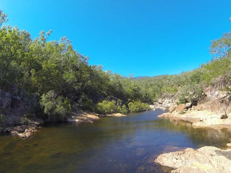 Alligator Creek, Bowling Green Bay Nat Park, Townsville