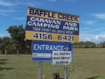 Baffle Creek Caravan Park, Baffle Creek