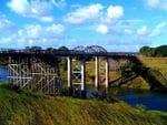 Dickabram Bridge Rest Area, Miva