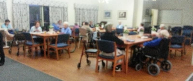 Improving Nutrition in Aged Care in SA