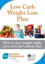 Low Carb VLCD Weight Loss ebook