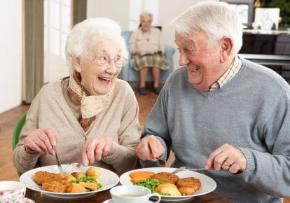 Better Weight Management for Elderly