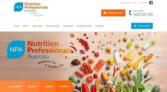 New Look Website for NPA