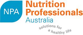 Nutrition Professionals Australia Logo