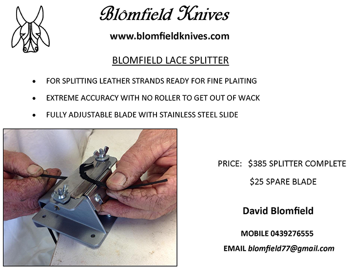 Blomfield Knives