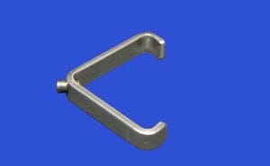 Stainless Steel Retainer Clip to suit 40x40 shaft