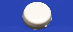 Closed cap for 30mm 2 bolt flange unit