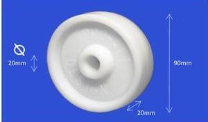 Nylon Roller 20mm
