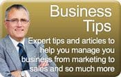 business tips from the professionals