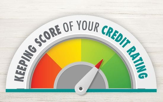 Keeping score of your credit rating