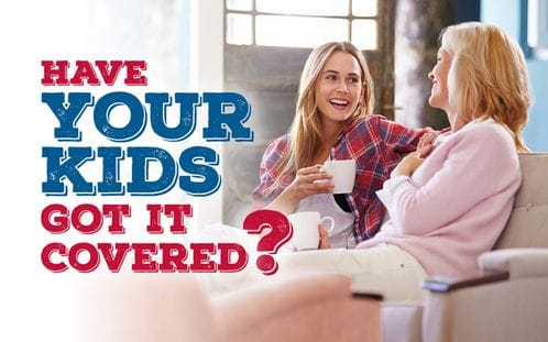 Have your kids got it covered?