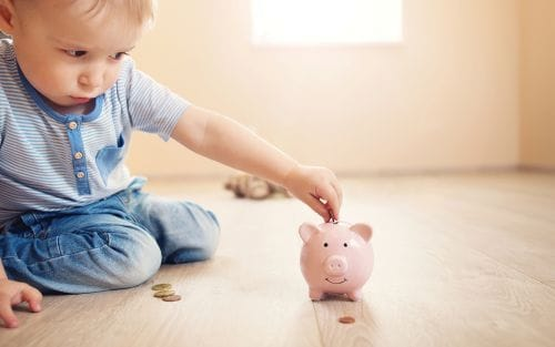 Helping your kids learn about money