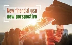 New financial year - new perspective