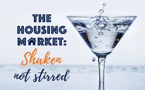 Housing market: shaken but not stirred