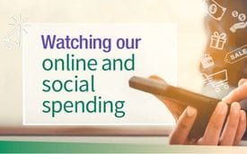 Watching our online and social spending