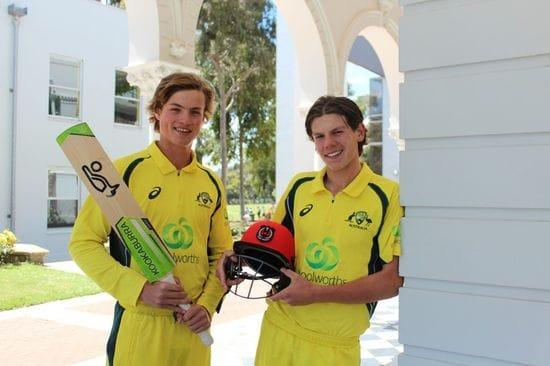 Aus Cricket Success