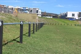 Womma Fence Upgrade