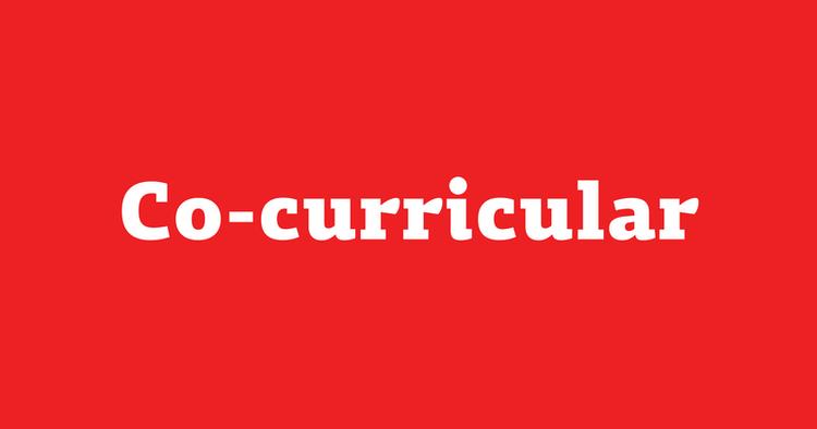 Term 1, Week 3, Co-Curricular 2020