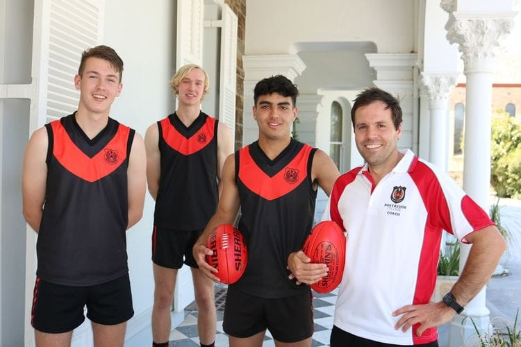 Magarey Medalist to make his mark at Rostrevor